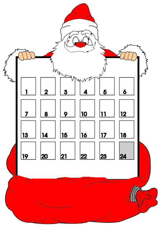 Search Results For December 2014 Christmas Count Down